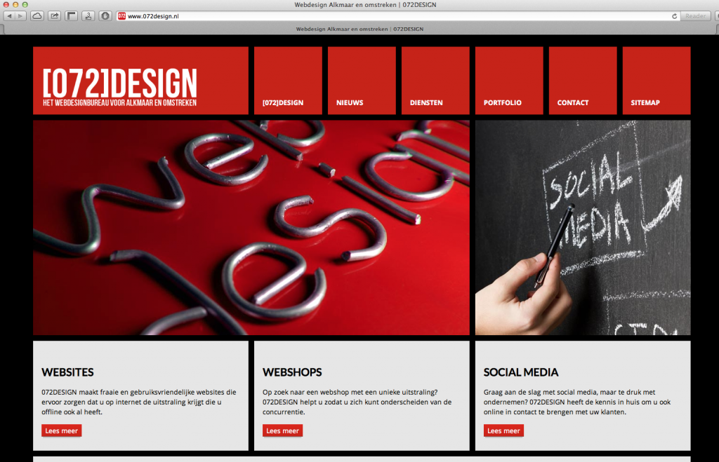 Website [072]Design